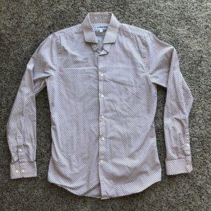 Express Long Sleeve Dress Shirt